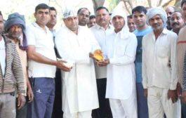 धर्मबीर भड़ाना ने दिया 'हरियाणा बचाओ रैली' के लिए निमंत्रण