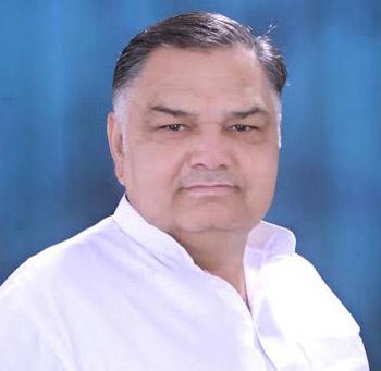 देश को कांग्रेस मुक्त कर देगी मोदी व शाह की जोड़ी - भाटिया
