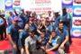 सुपरहिट रोड शो का नगाड़ों की गूंज के साथ शुभारंभ