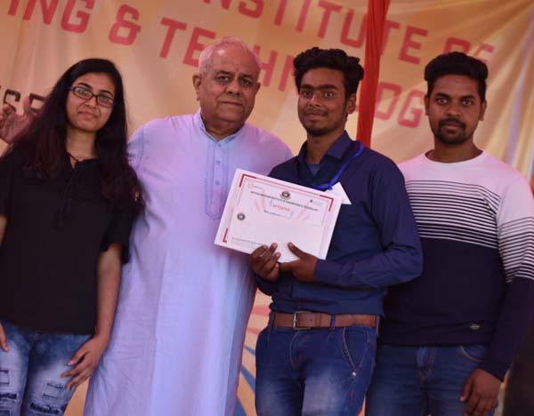 Satyug  Darshan organized Vetratva'18
