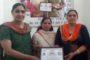 परीक्षा कार्ड ना मिलने से विद्यार्थियों ने किया रोड जाम