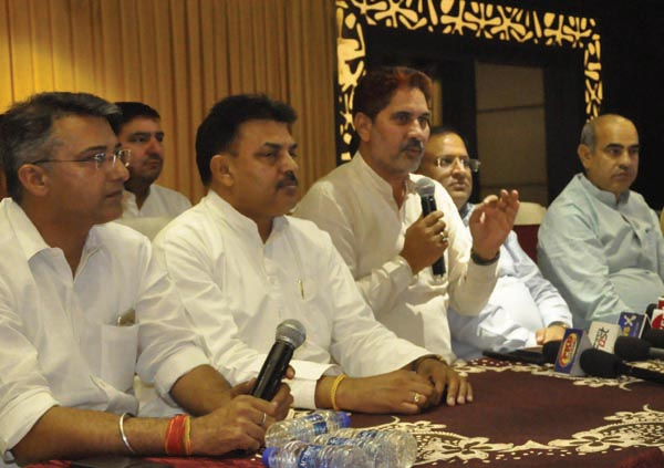 आगामी चुनाव में भारी बहुमतों से बनेगी बीजेपी सरकार:बराला
