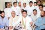 केन्द्रीय राज्यमंत्री ने किया विद्यासागर क्रिकेट एकेडमी का उद्घाटन