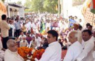 मनोहर सरकार में हुए घोटालों से जनता में गिरी भाजपा की साख : ललित नागर