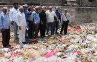 भाजपा ने 'स्मार्ट सिटी' की जगह फरीदाबाद को बनाया 'गन्दी सिटी' : भड़ाना