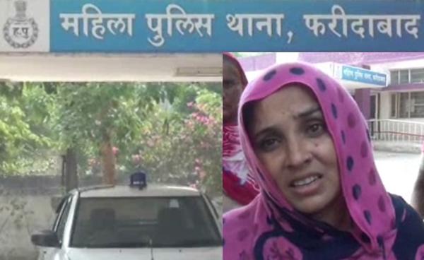 महिला थाना लगा रहा है बेटी-बचाओं अभियान पर पलीता