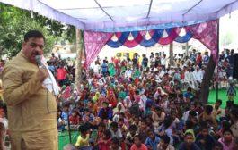 दलित हितैषी है मोदी-मनोहर सरकार : टेकचंद शर्मा