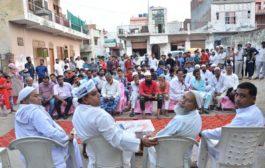 बडख़ल गांव का होगा सम्पूर्ण विकास : धर्मबीरभड़ाना