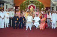 आस्था, समर्पण और सेवा जीवन के मूल मंत्र : प्रो. कप्तान सिंह सोलंकी