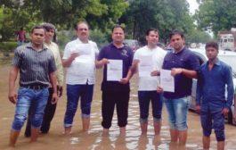 भाजपा सरकार में जनता त्रस्त-नेता मस्त : सुमित गौड़