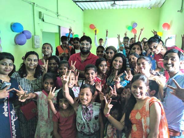 डॉ. साक्षी अत्रि का जन्मदिन धूमधाम से मनाया