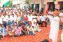 बडख़ल गांव की समस्याओं को लेकर बडख़ल सेवा समिति ने दिया धरना