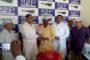 भाजपा नेता राजेश नागर का किया गया जोरदार स्वागत