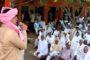 ऑब्जर्वर रणजीत सिंह एवं सहीराम पहलवान का फरीदाबाद में जोरदार स्वागत
