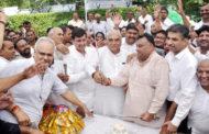 पूर्व मुख्यमंत्री भूपेंद्र सिंह हुड्डा सही मायने में जननेता: लखन सिंगला