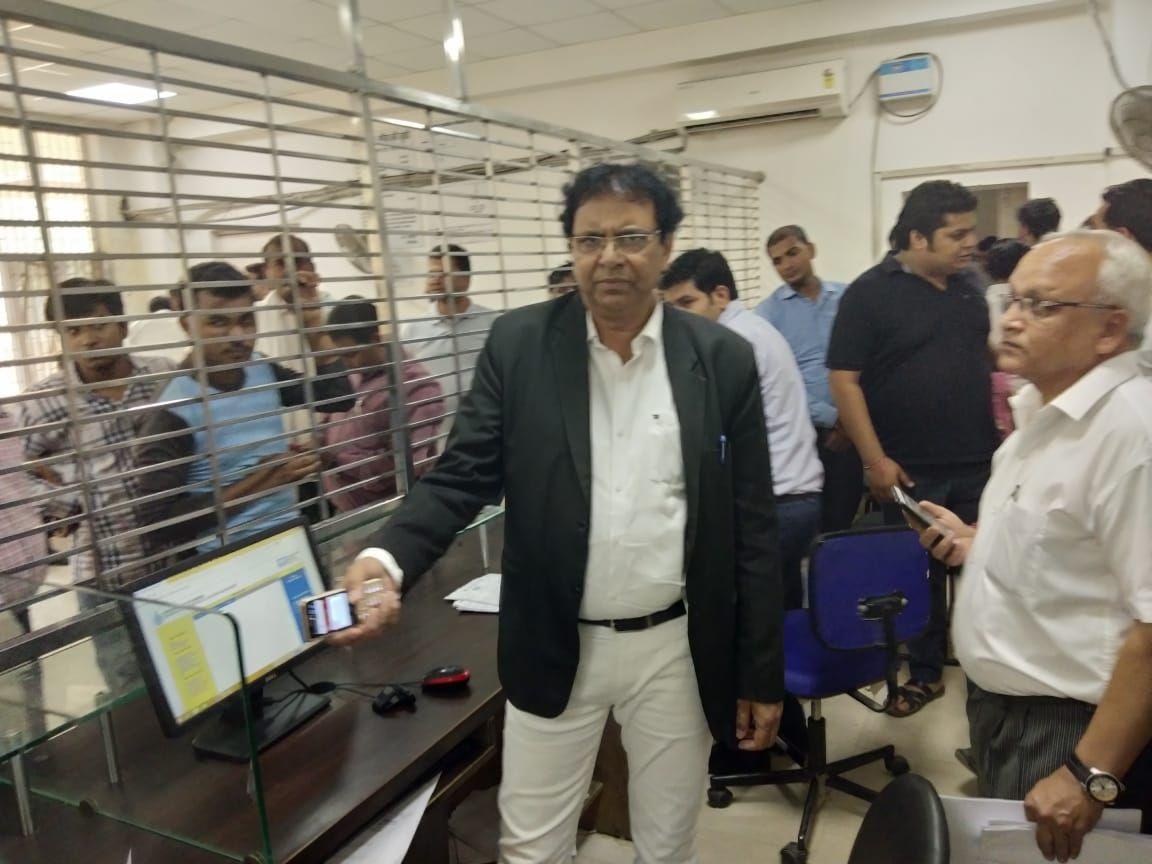 भ्रष्टाचार को बढ़ावा देने वाले तहसीलदार को तुरंत कर सरकार सस्पेंड: पाराशर