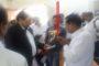 एडवोकेट पाराशर ने  वकीलों को रजिस्ट्रेशन एक्ट किताबें बांटी निशुल्क