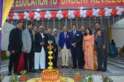 साईधाम में धूमधाम से मनाया गया स्कूल का वार्षिकोत्सव एवं फाउंडर्स डे
