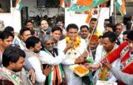 जुमलेबाज भाजपा पार्टी को जनता ने दिखाई उसकी जमीनी हकीकत : ललित नागर