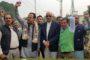 कांग्रेस की बम्पर जीत पर ओल्ड फरीदाबाद की मार्केट में खिलाए लड्डू