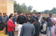 धर्मबीर भड़ाना ने किया रैली स्थल का दौरा