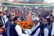 मंत्री पुत्र के वार्ड में मूलभूत सुविधाओं को तरस रहे है लोग : ललित नागर