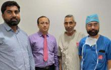 मैट्रो अस्पताल ने चिकित्सा क्षेत्र में किया कीर्तिमान स्थापित