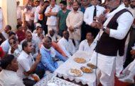 भाजपा प्रत्याशी ने पृथला विधानसभा क्षेत्र में की चुनावी सभाएं, मिला अपार समर्थन