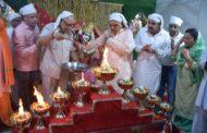 महारानी वैष्णोदेवी मंदिर में धूमधाम से शुरू हुई नवरात्रों की पूजा