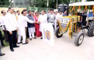 पेट्रोलियम एवं प्राकृतिक तथा इस्पात मंत्री ने इंडियन ऑयल के बायोमिथेनेशन प्लांट का उद्घाटन किया