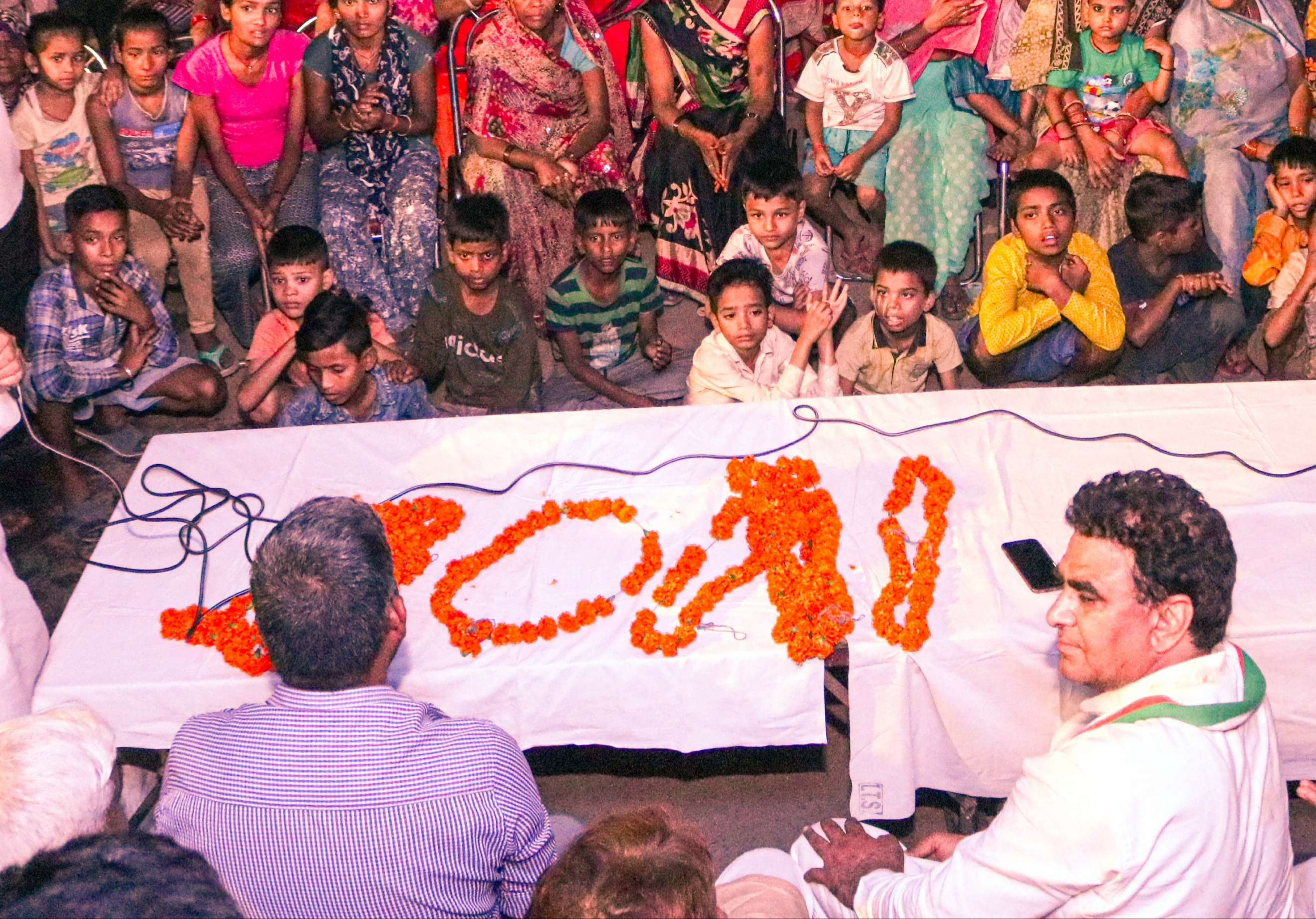 नरेंद गुप्ता को मिला सर्व सामाज का समर्थन