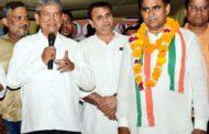 उत्तराखंड तक गूंजना चाहिए ललित नागर की जीत का डंका : हरीश रावत