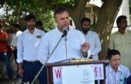 बीजेपी विधायक के प्रति नाराजगी का लाभ मिल रहा है कांग्रेस प्रत्याशी विजय प्रताप को