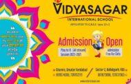 विद्यासागर इंटरनेशनल स्कूल ने दी दीपावली की शुभ कामनाएँ