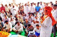 हार के डर से मेरे समर्थकों पर आयकर विभाग की छापेमारी करवा रही है भाजपा : ललित नागर