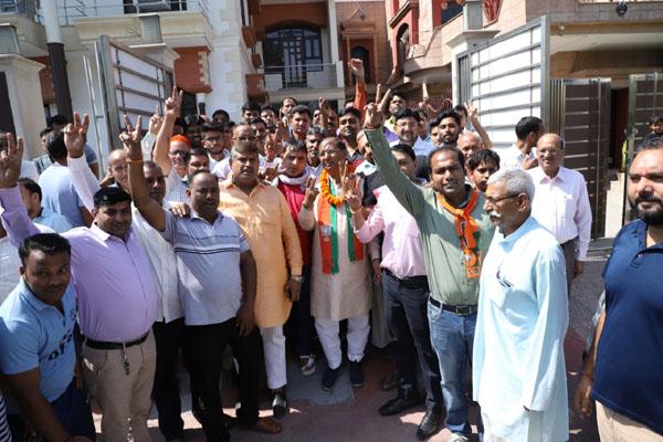 भारतीय जनता पार्टी जो कहती है वह करती है: नरेन्द्र गुप्ता