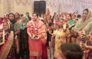 गीता पाठ से हो जाता है सभी पापों का निराकरण:वेणुका प्रताप खुल्लर