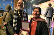 डीएलएफ इंडस्ट्रीयल एसोसिएशन के प्रधान जे पी मल्होत्रा को किया गया सम्मानित
