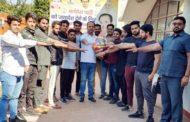 उत्सव के रुप में मनाया गया सचिव सुमित गौड़ का जन्मदिवस