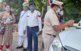 सुरक्षा में ही जीवन :पूनम भाटिया