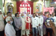 सिद्धपीठ श्री महारानी वैष्णोदेवी मंदिर  के पांचवीं बार प्रधान चुने गए जगदीश भाटिया