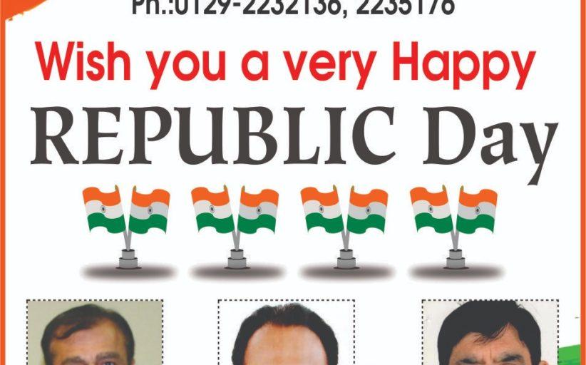 Happy republic day by fia