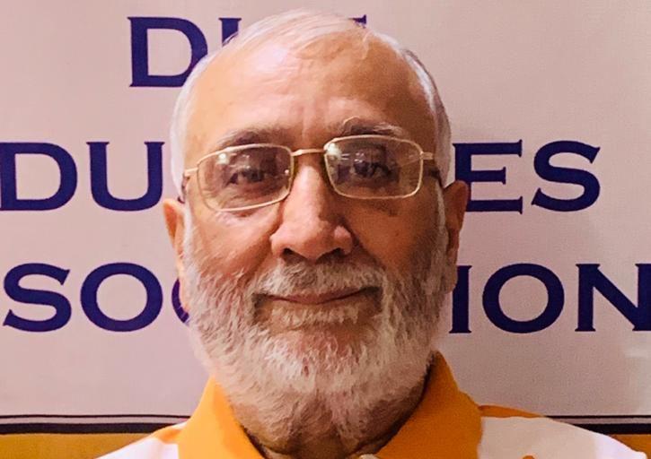 डीएलएफ इंडस्ट्रीज एसोसिएशन के प्रधान  ने की कोविड-19 कारण उद्योगों के समक्ष आ रही परेशानियों के समाधान की मांग