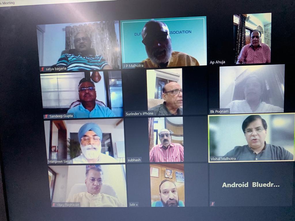 एमएसएमई सैक्टर के लिये शार्ट टर्म फाइनेंस नीतियां होनी चाहिए तय :जेपी मल्होत्रा