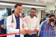 एसएसबी हॉस्पिटल में परफेक्ट बेक के नये आउटलेट का शुभारंभ